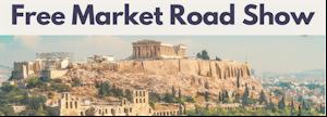 Free Market Roadshow 2017 - Αθήνα