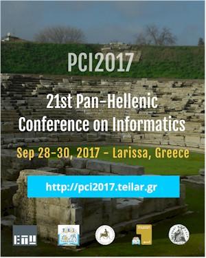 Πανελλήνιο Συνέδριο Πληροφορικής 2017