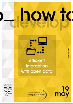 Ένα διαφορετικό workshop για τα Open Data έρχεται στο Caravan B&B