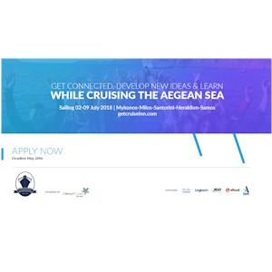 Το CruiseInn επιστρέφει για τέταρτη συνεχόμενη χρονιά και δέχεται αιτήσεις συμμετοχής έως τις 20 Μαΐου 2018 στο getcruiseinn.com!