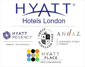 HYATT HOTELS LONDON