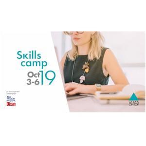 Skills Camp Thessaloniki 2019