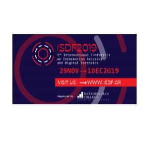 Το 5ο Διεθνές Συνέδριο Ασφάλειας Πληροφοριών & Ηλεκτρονικής Εγκληματολογίας στη Θεσσαλονίκη
