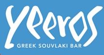 YEEROS Greek Souvlaki Bar